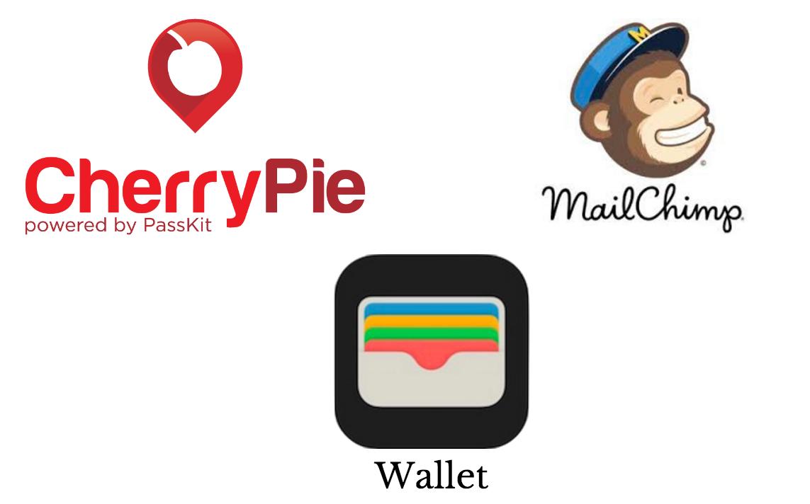 CherryPie Apple Wallet MailChimp