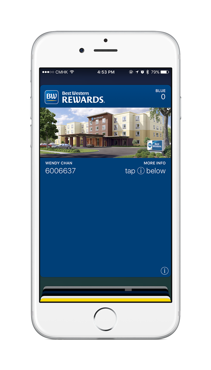 Best Western Replaces Plastic Rewards Cards With Digital