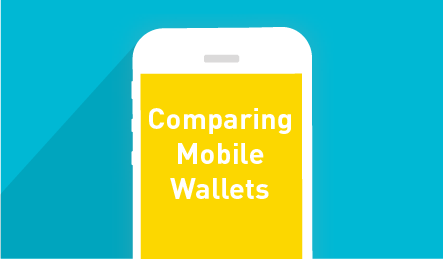 Mobile Wallet App Comparison Chart