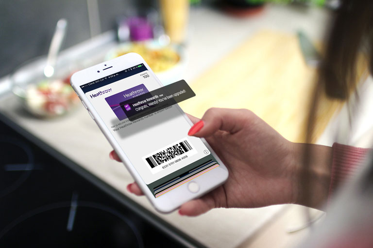 Digital Membership Cards Push Updates