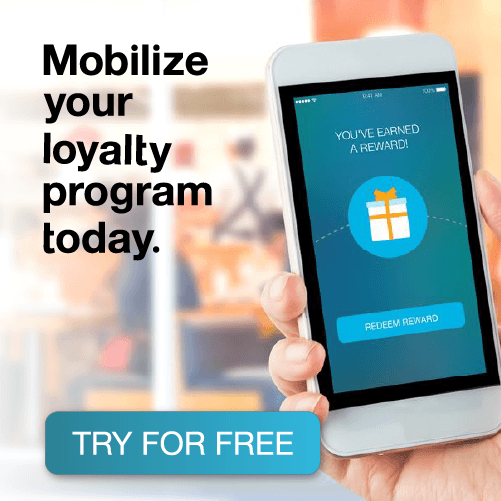 Mobilize your loyalty program today banner image